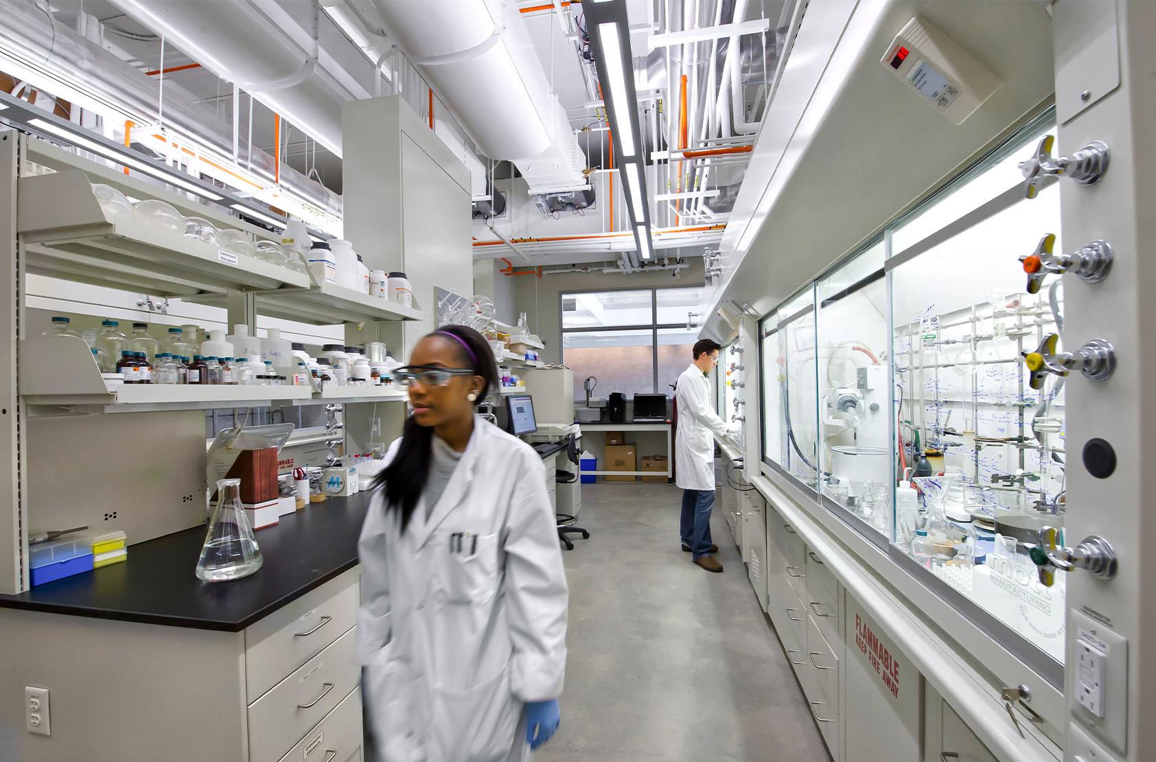 University of Alberta - Centennial Centre for Interdisciplinary Science