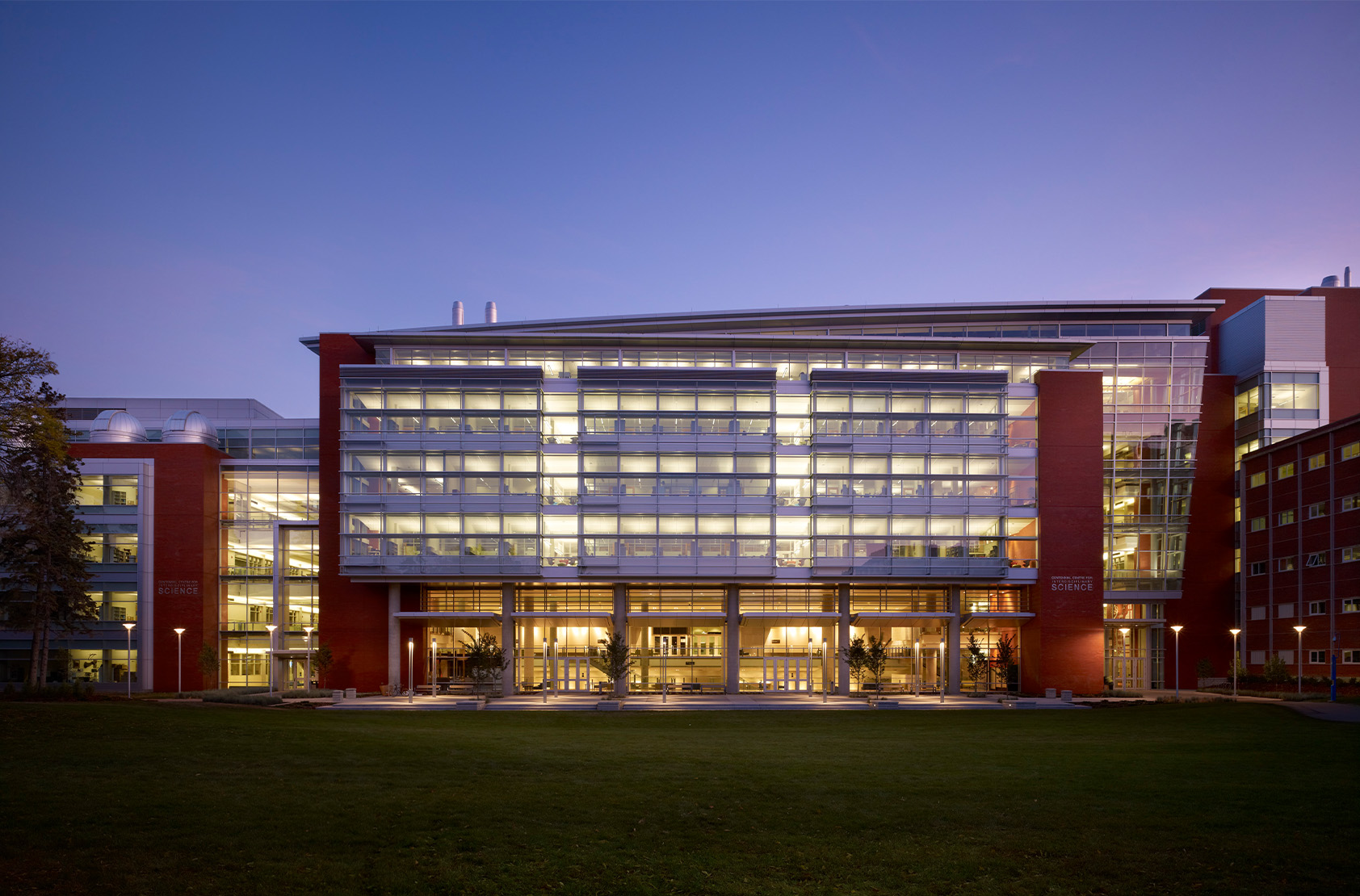 University of Alberta - Centennial Centre for Interdisciplinary Science