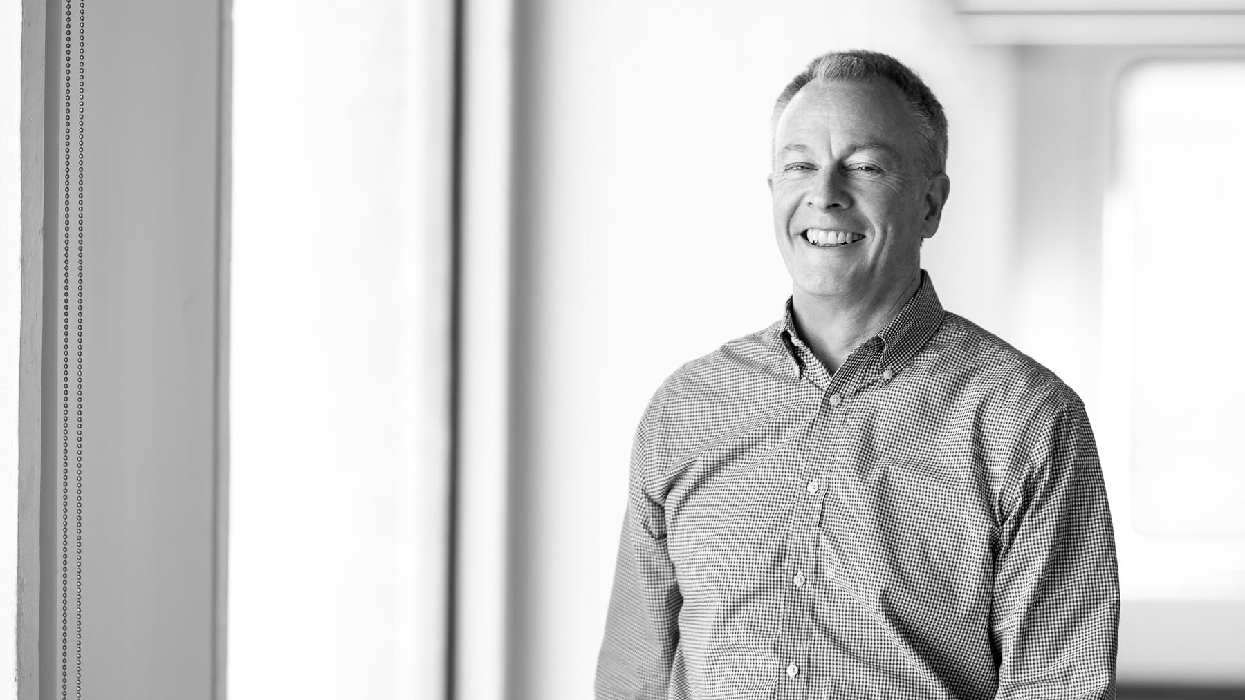 Andrew Cunningham, RIBA, LEED AP