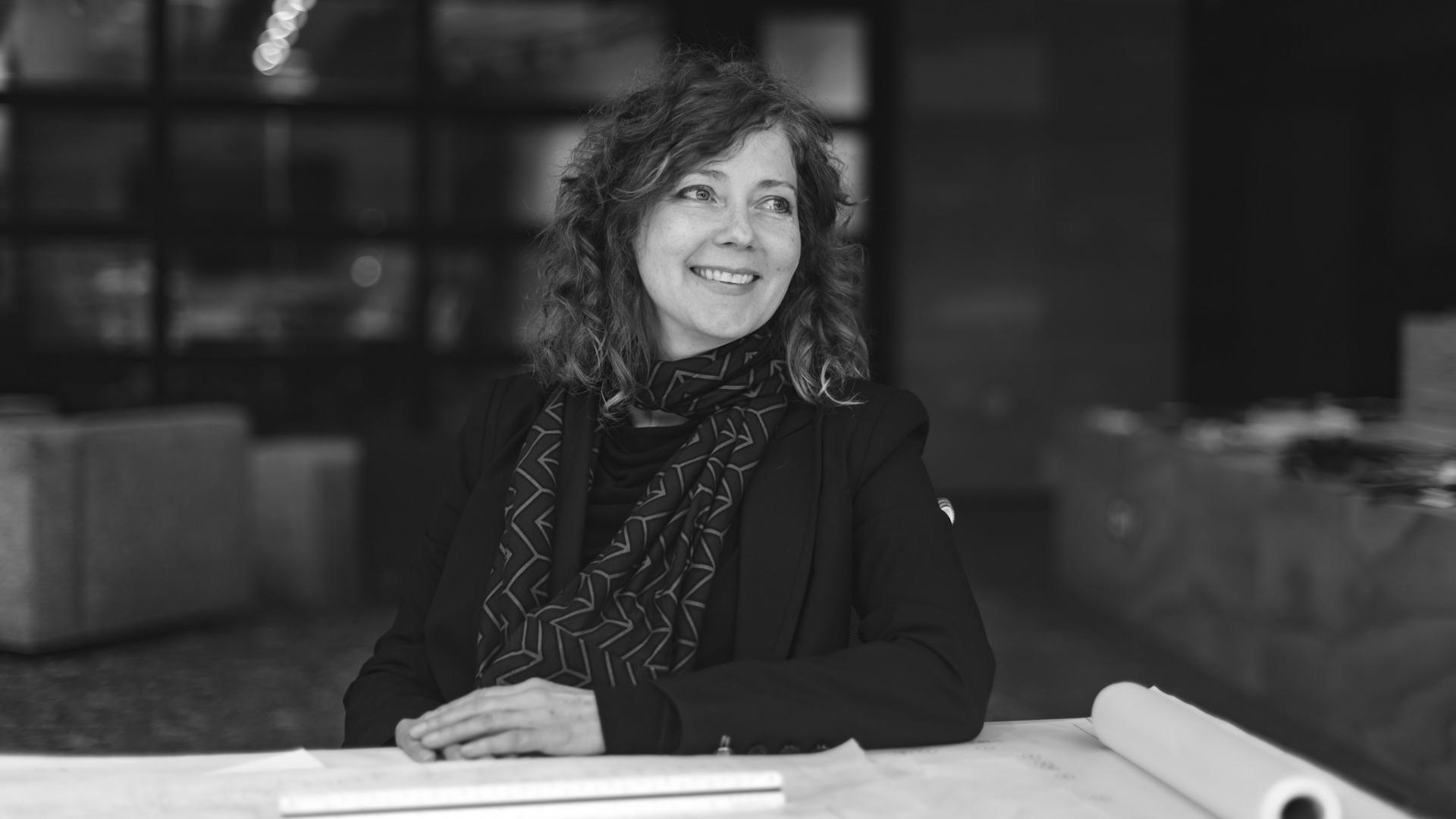 Annette Jannotta, IIDA, RA, LEED AP ID+C   Flad Architects