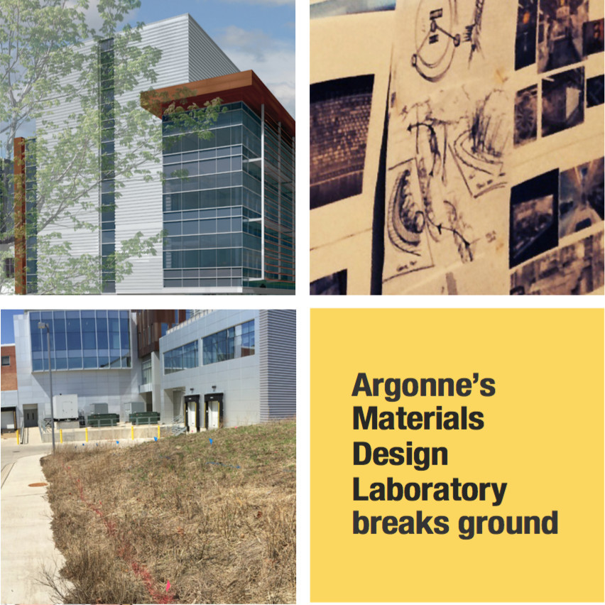 Argonne's Materials Design Research Laboratory Breaks Ground | Flad Architects