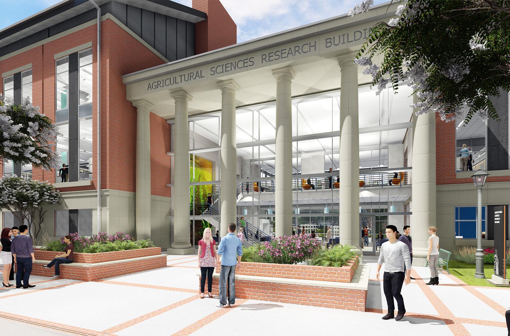 Auburn University - Agricultural Science Building Feasibility Study