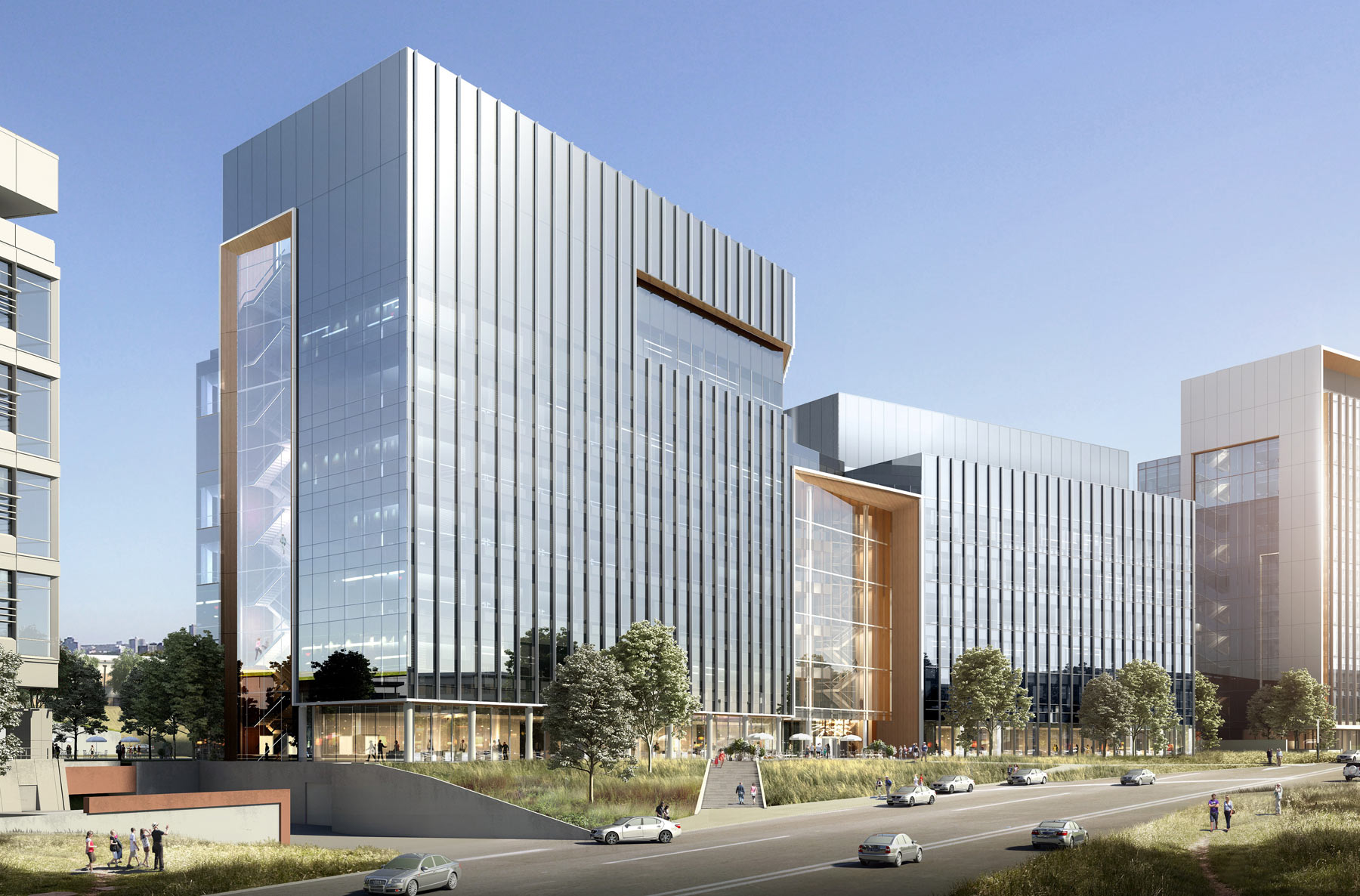 BioMed Realty - Gateway of Pacific, Phases 2 and 3