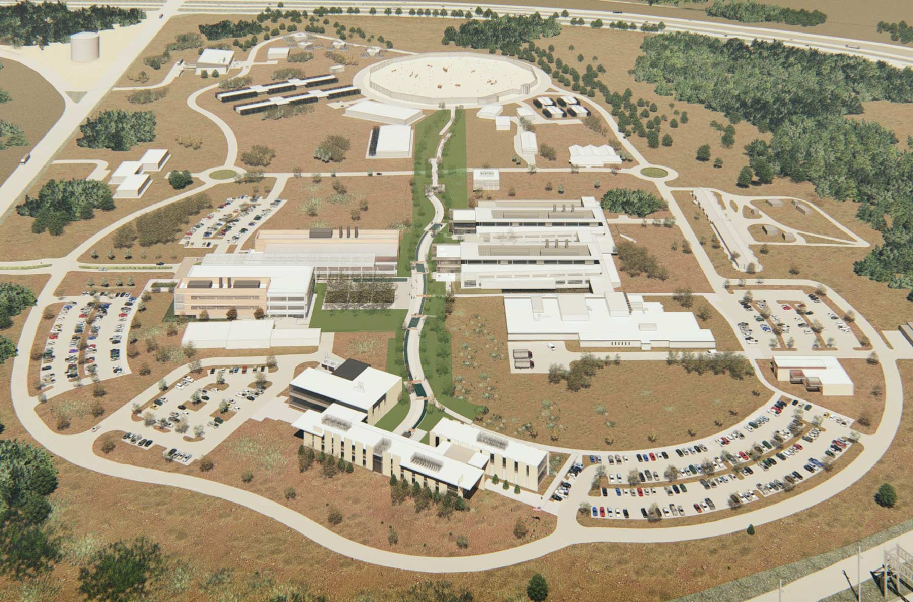 Confidential Client - Campus Master Plan