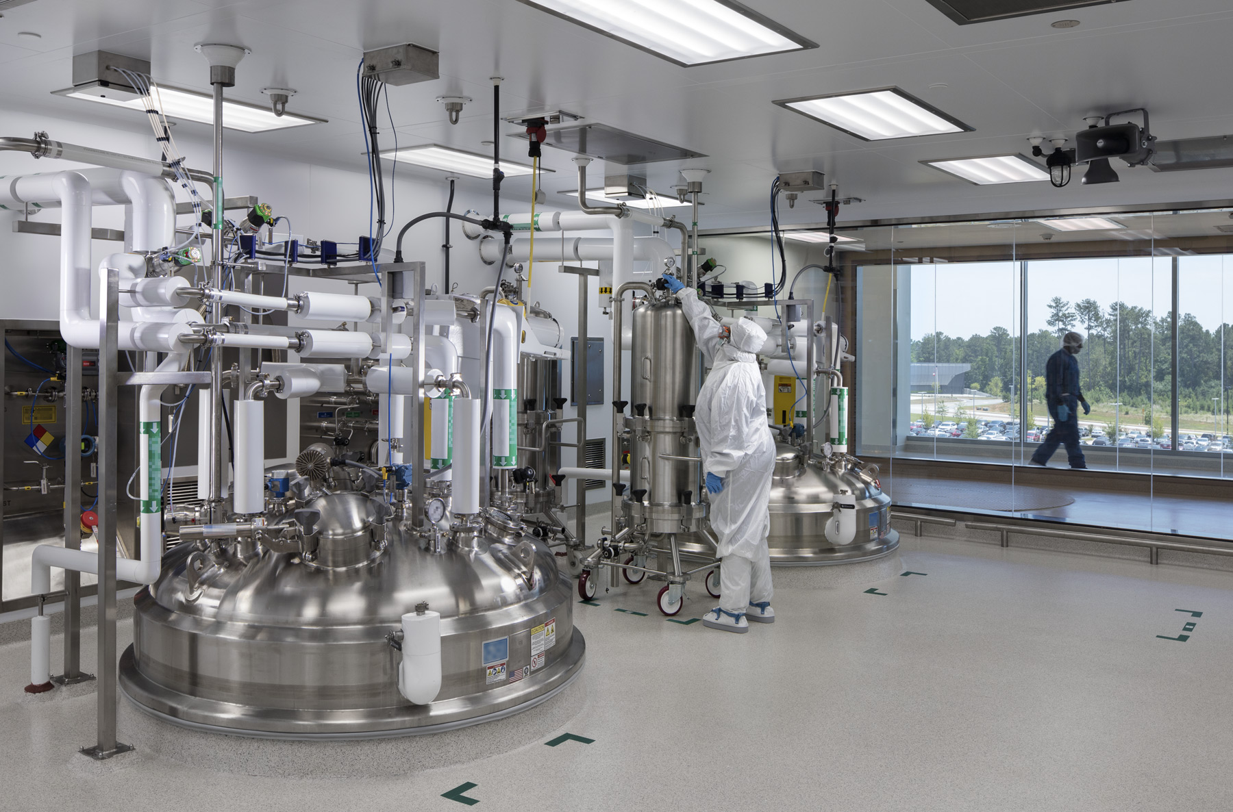 Confidential Client - Biotech Manufacturing Facility