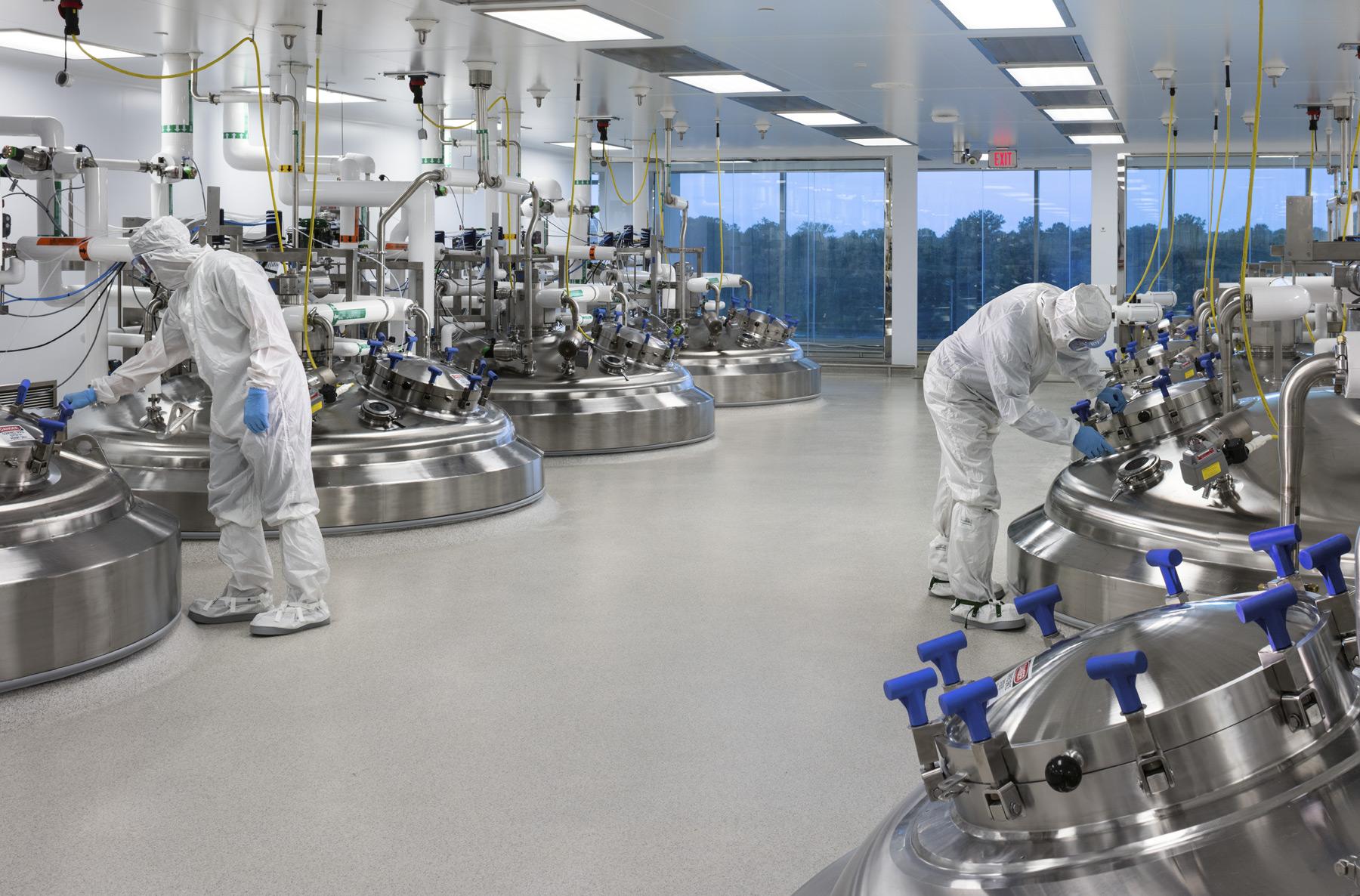 Takeda Pharmaceutical Company Limited - Georgia Manufacturing Facility