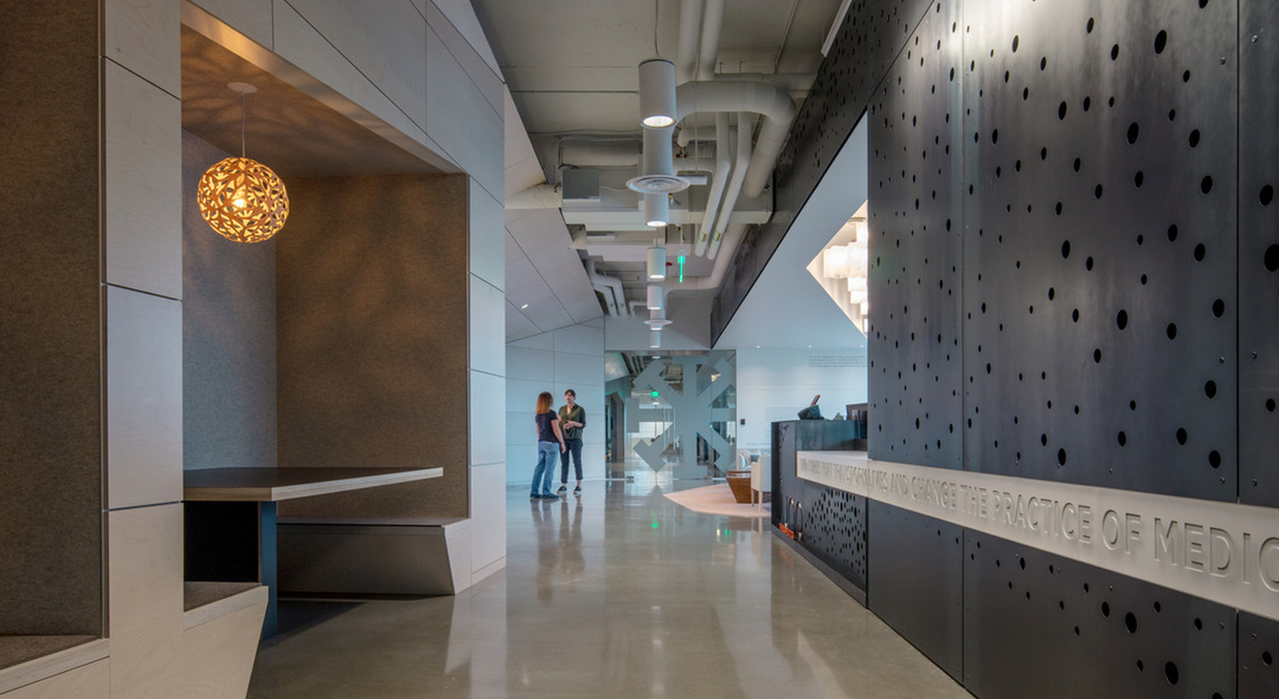 Celgene Seattle - Scientific Workplace and Research Center