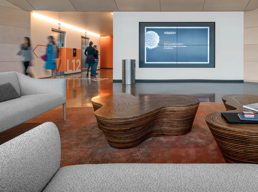 Juno Therapeutics, a Celgene Company - Scientific Workplace and Research Center | Flad Architects