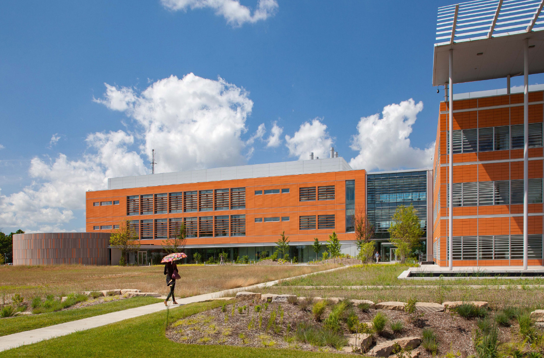 Donald Danforth Plant Science Center - Research Center Expansion