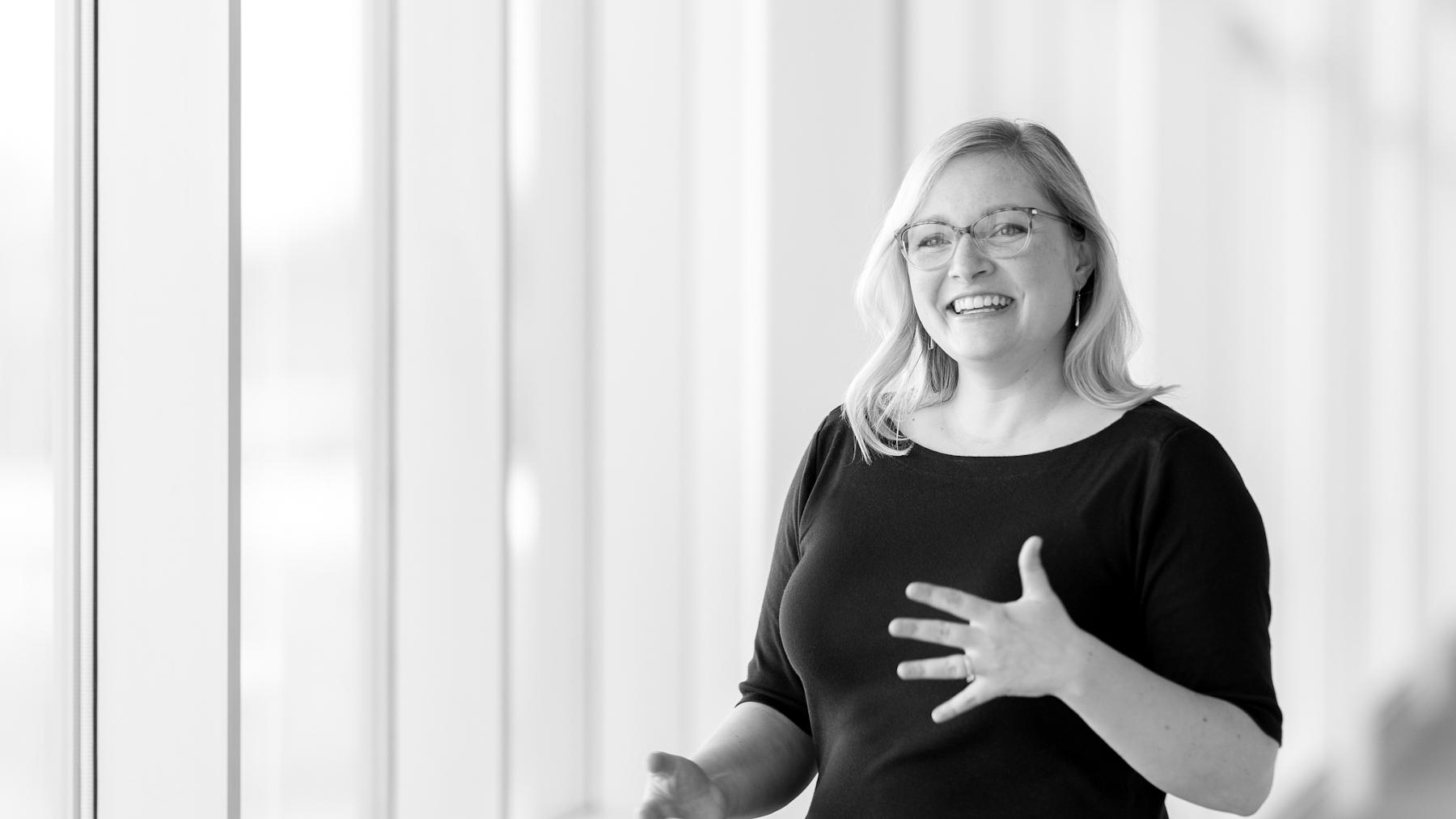 Elizabeth Strutz, MSIE, PMP | Flad Architects