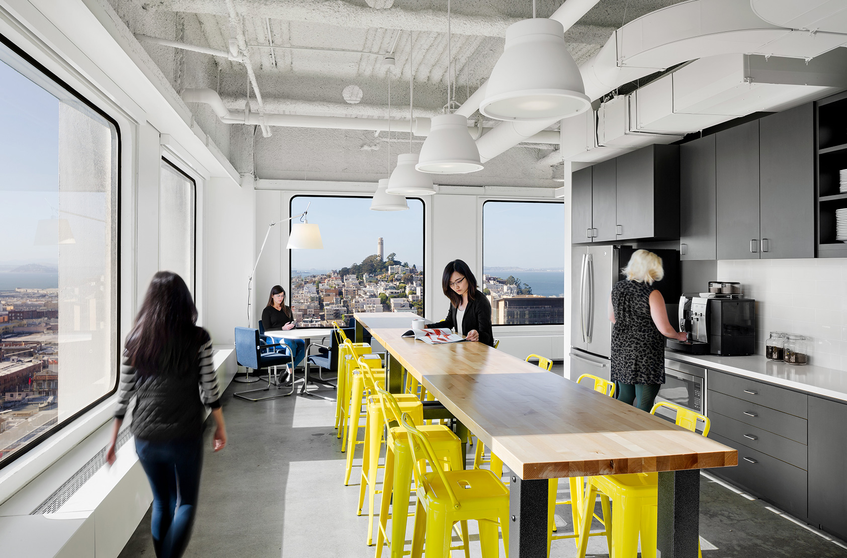Flad Architects - San Francisco Office