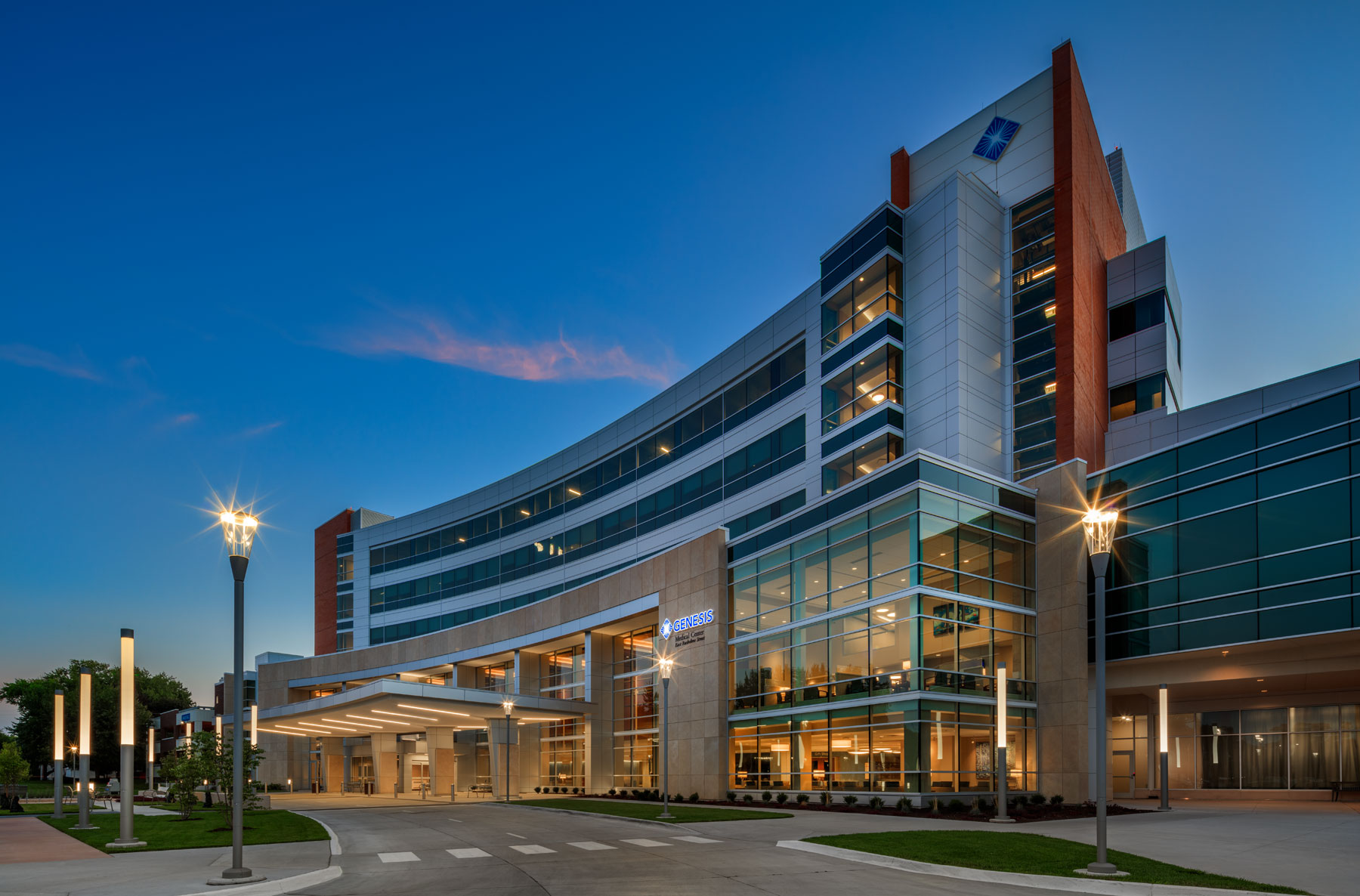 Genesis Health System - East Hospital Expansion