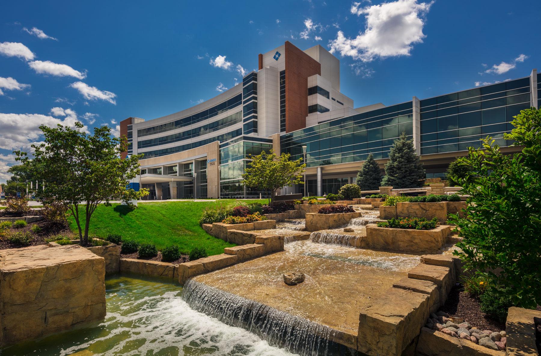 Genesis Health System - East Hospital Expansion