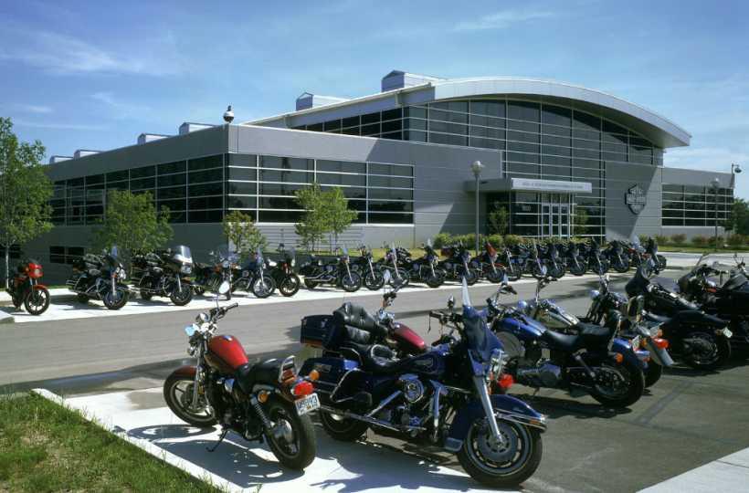 Harley-Davidson - Product Development Center