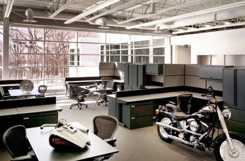 Harley-Davidson - Product Development Center