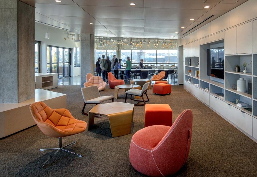 Flad's Juno Therapeutics Project Profiled in Interior Design Publication   Flad Architects