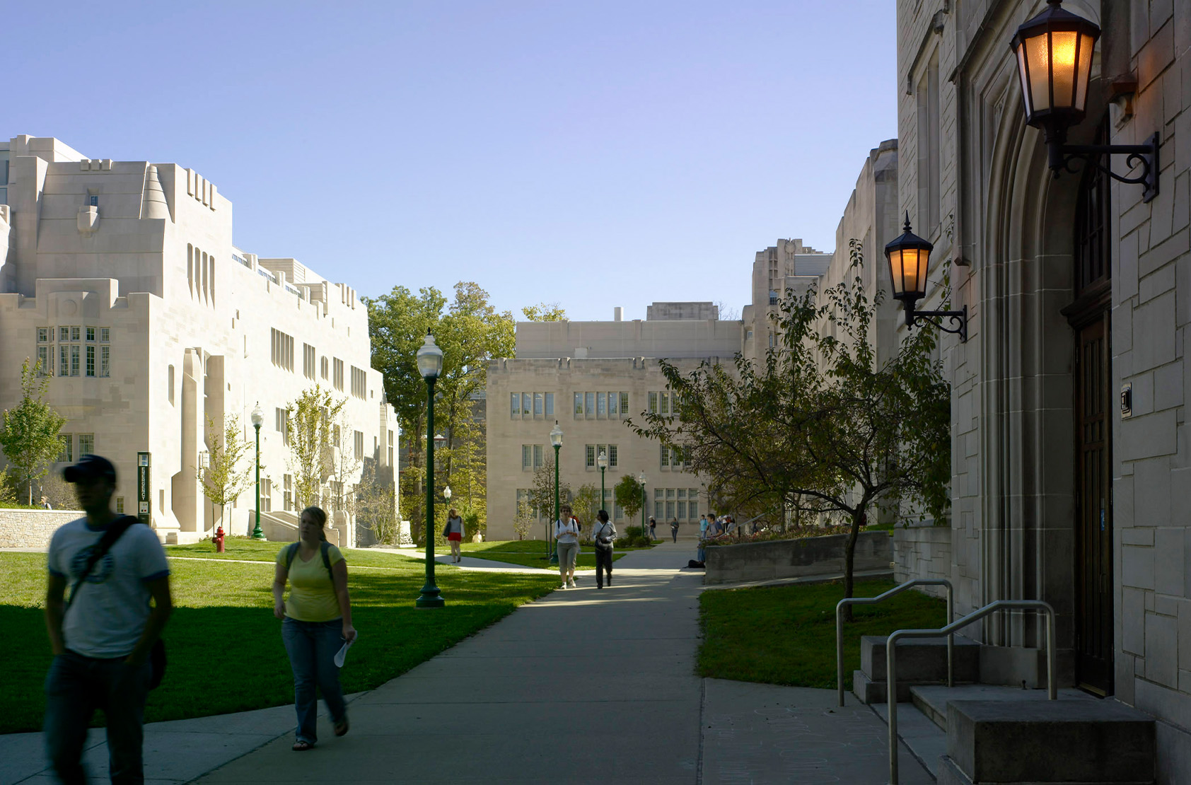 Indiana University - Simon Hall