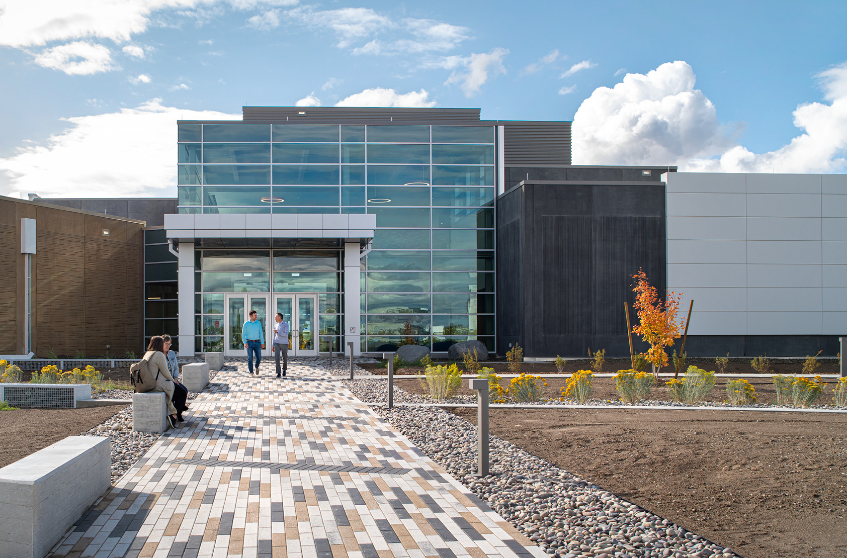 Idaho National Laboratory - Collaborative Computing Center (C³)