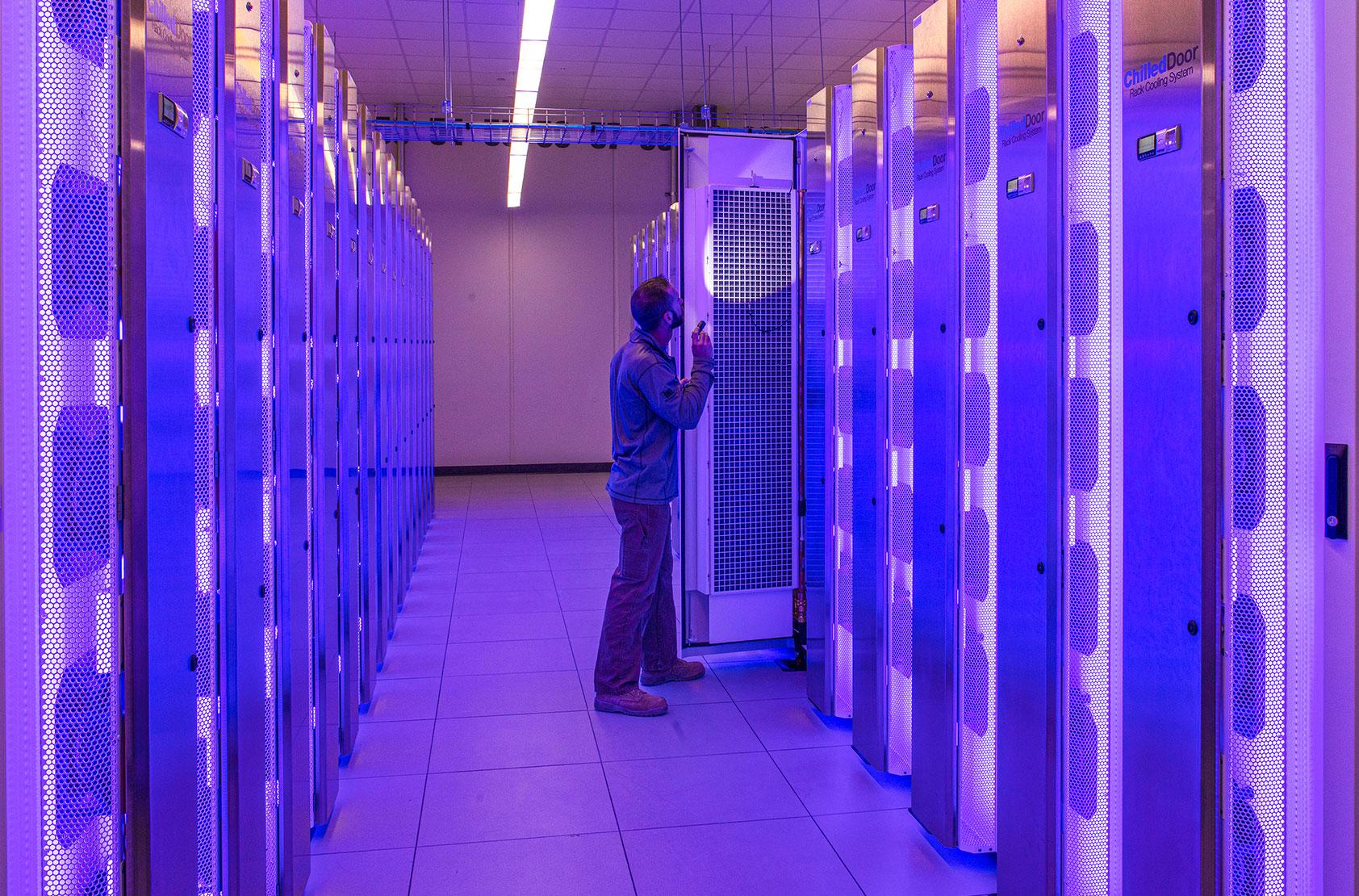 Idaho National Laboratory - Collaborative Computing Center