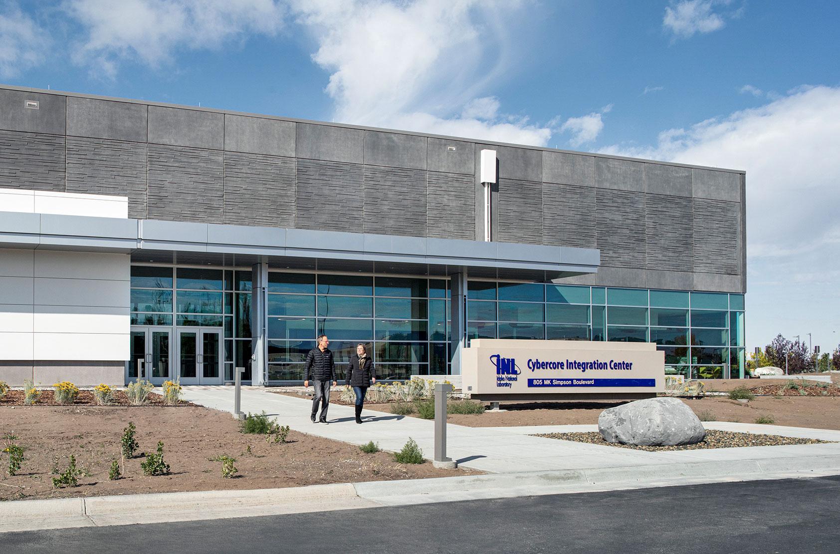 Idaho National Laboratory - Cybercore Integration Center