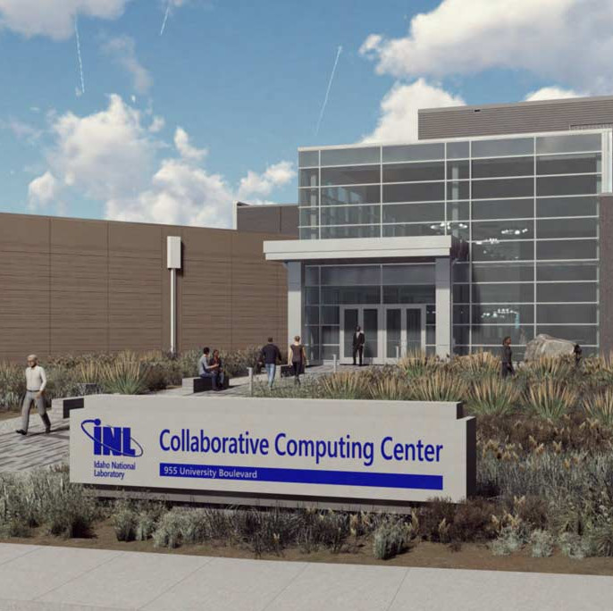 Collaborative Computing Center and Cybercore Integration Center - Idaho National Laboratories