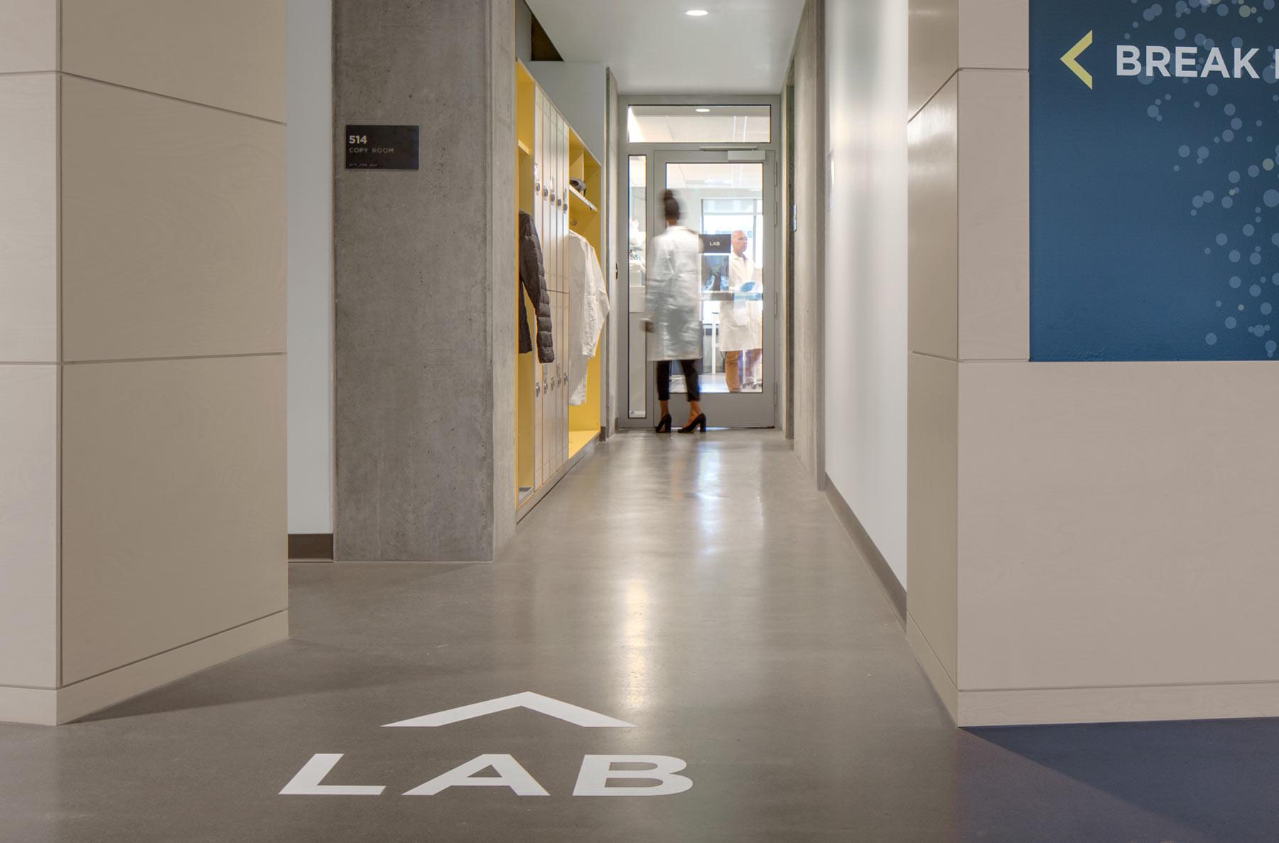 Juno Therapeutics, a Bristol Meyers Squibb Company - Scientific Workplace and Research Center