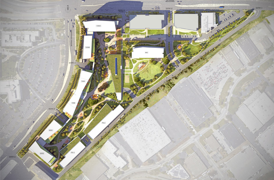 Site Planning and Landscape Architecture