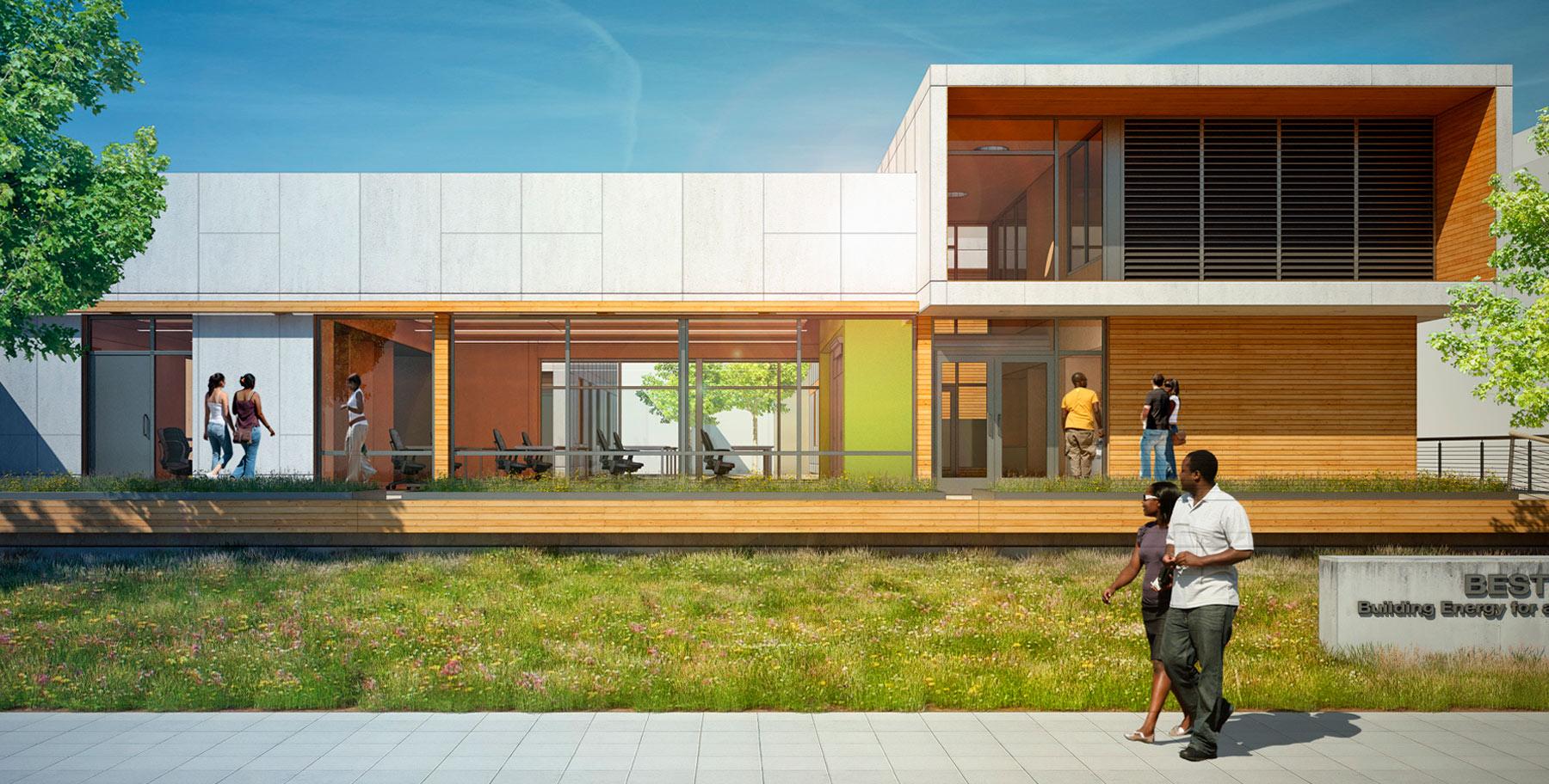 Laney College BEST Center | Flad Architects
