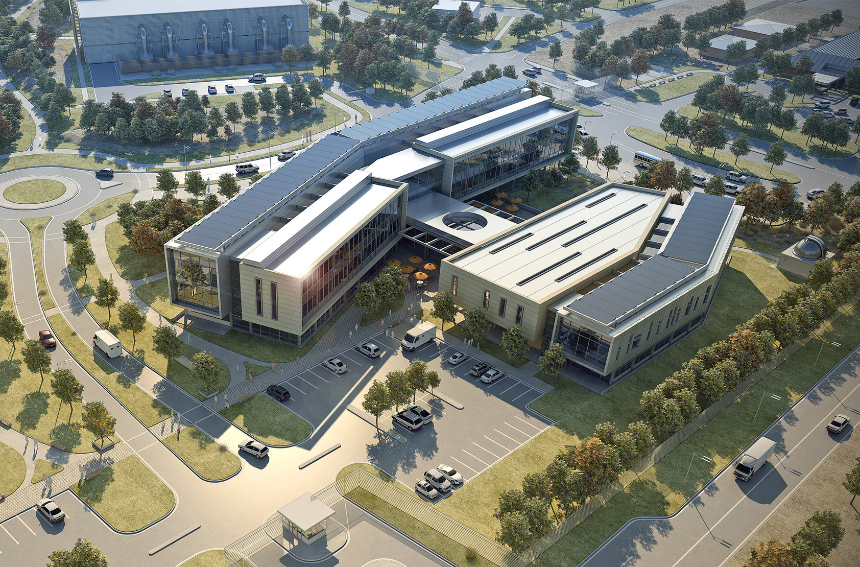 Lawrence Livermore National Laboratory - Open Campus Master Plan