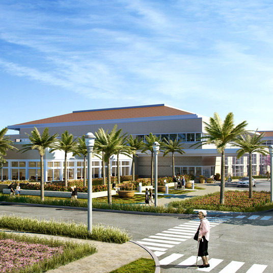 A Walkable Health and Wellness Destination - Lee Health Village at Coconut Point