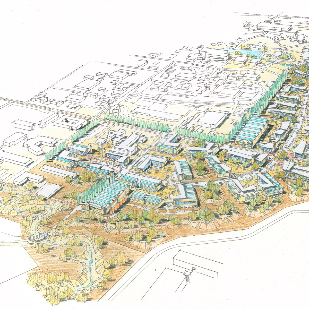 Open Campus: Flad Architects Project Story