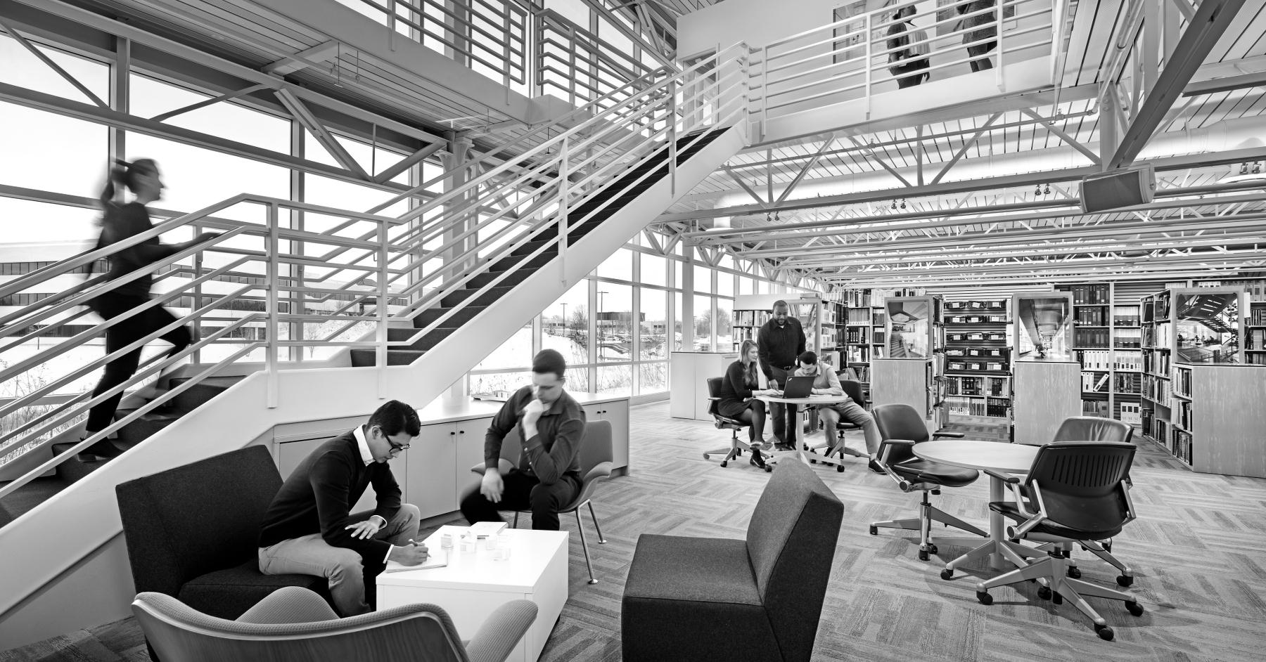 Flad Architects Madison Office