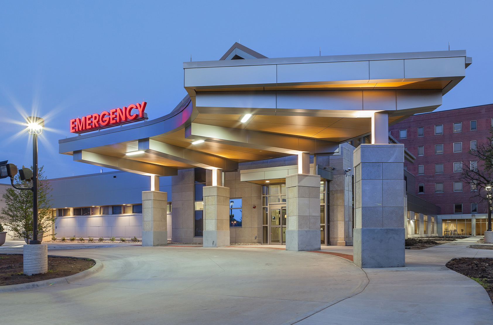 Mercy Medical Center - North Iowa Emergency Department