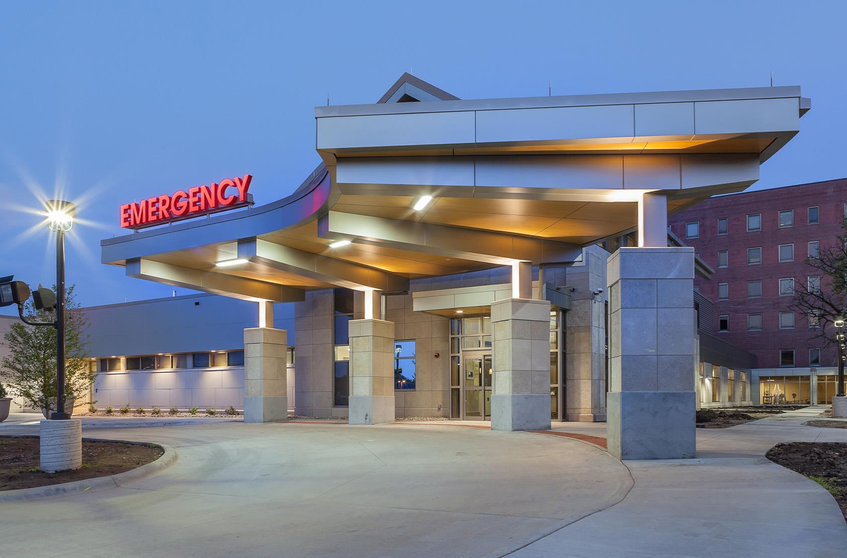 Mercy Medical Center - North Iowa Emergency Department