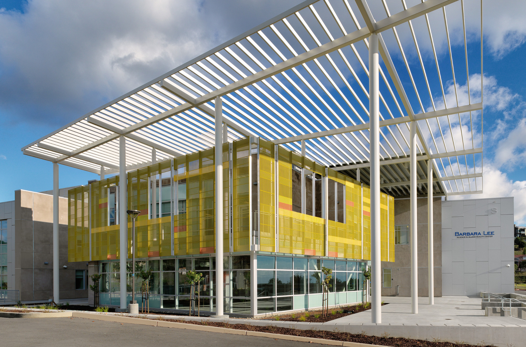 Merritt College - Barbara Lee Center for Science and Allied Health