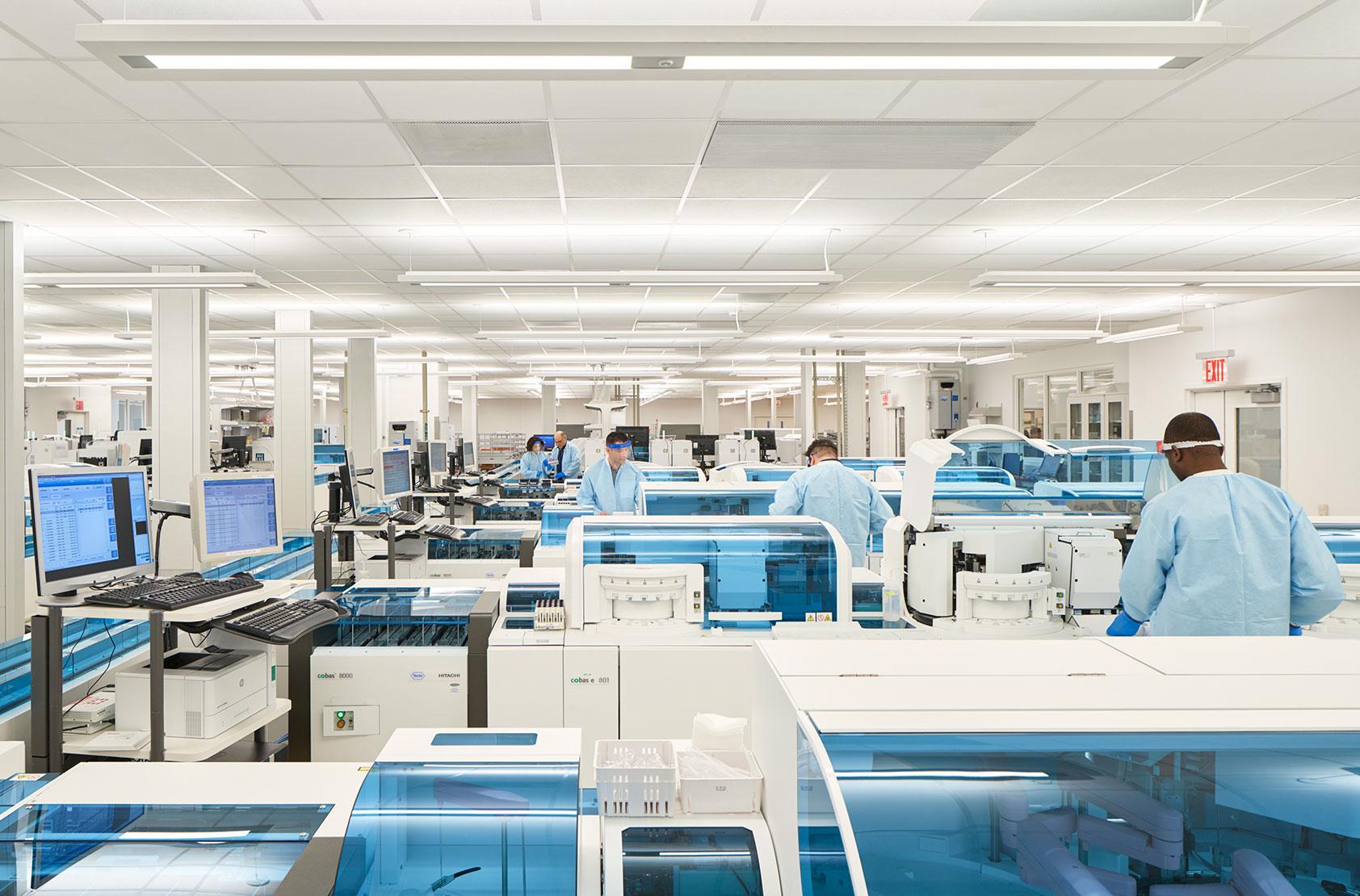 Northwell Health - Core Testing Facilities