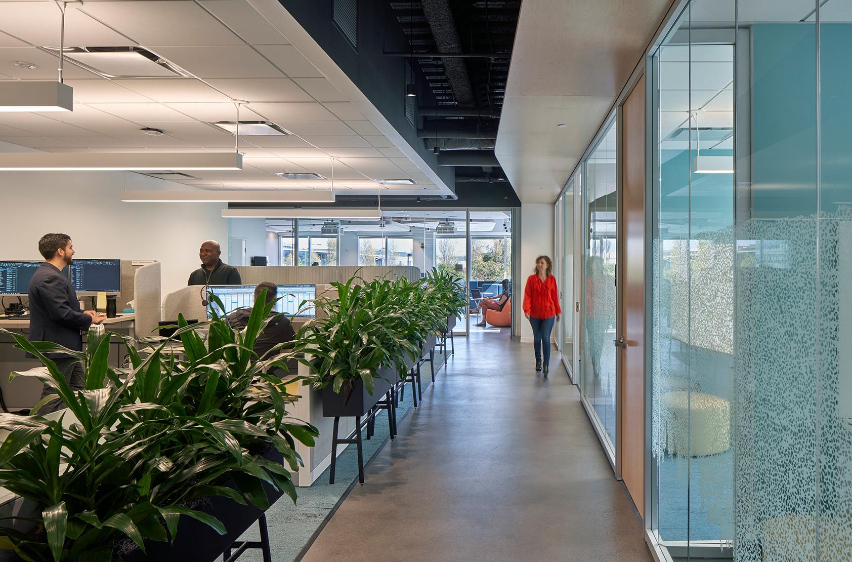 Confidential Client - Corporate Scientific Workplace
