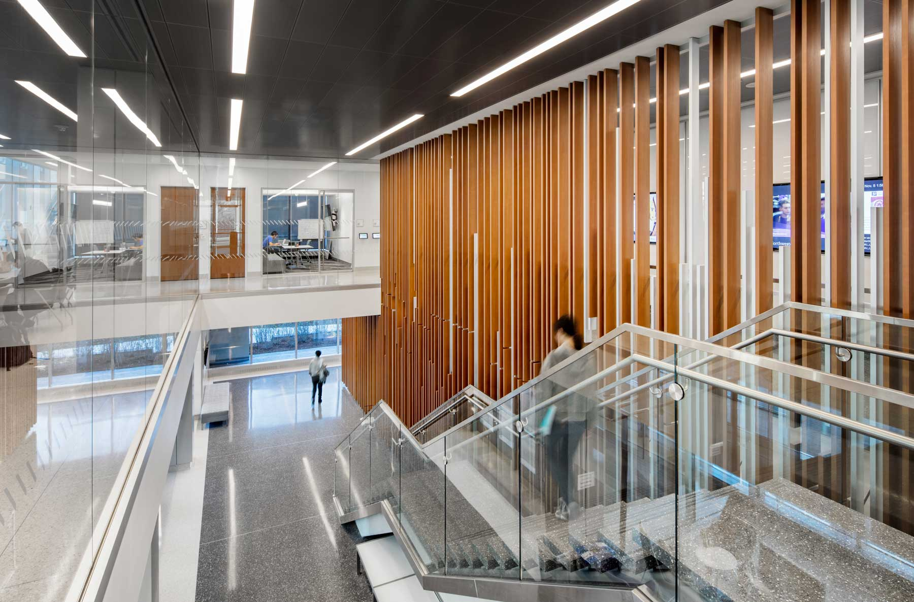 Northwestern University - Science and Engineering Library and Laboratories