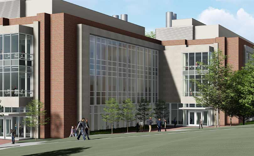 Ohio University Breaks Ground on New Chemistry Building | Flad Architects