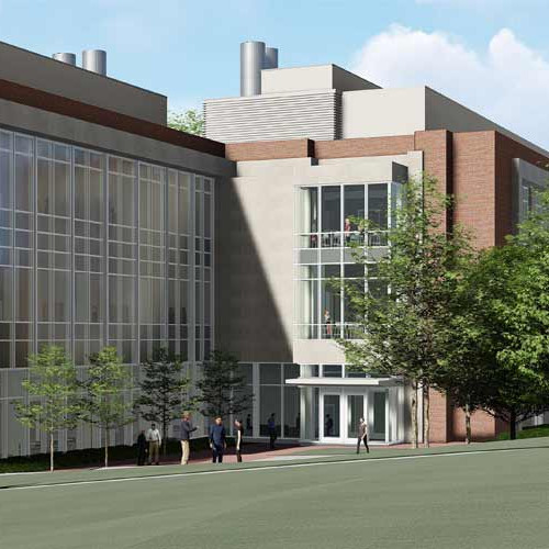 Ohio University Breaks Ground on New Chemistry Building
