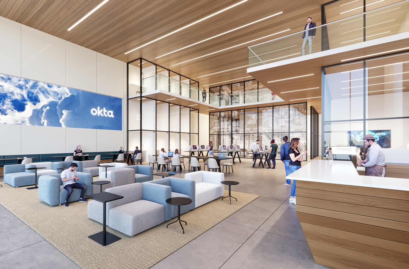 Okta - Workplace Strategy