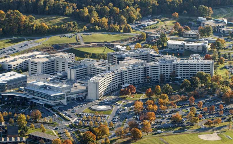 Flad selected to design a new Intensive Care Unit : Penn State Hershey Health Milton S. Hershey Medical Center : Penn Live file photo, Dan Gleiter