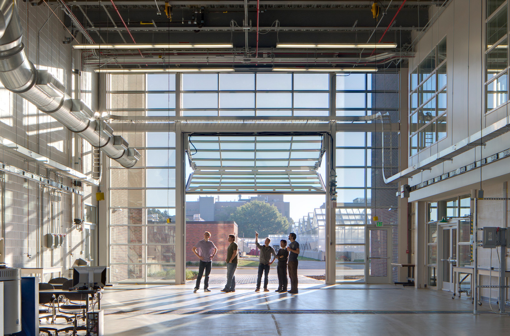 Purdue University - Center for High Performance Buildings