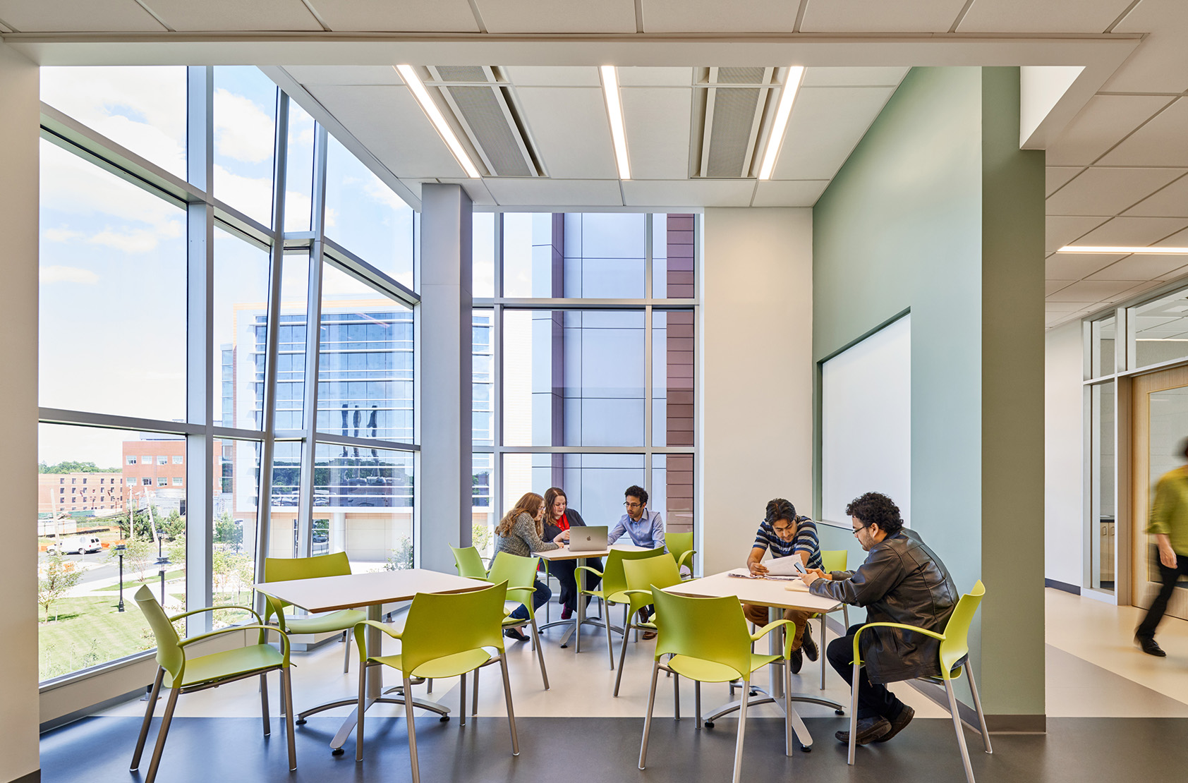 Rutgers University - Chemistry and Chemical Biology Building