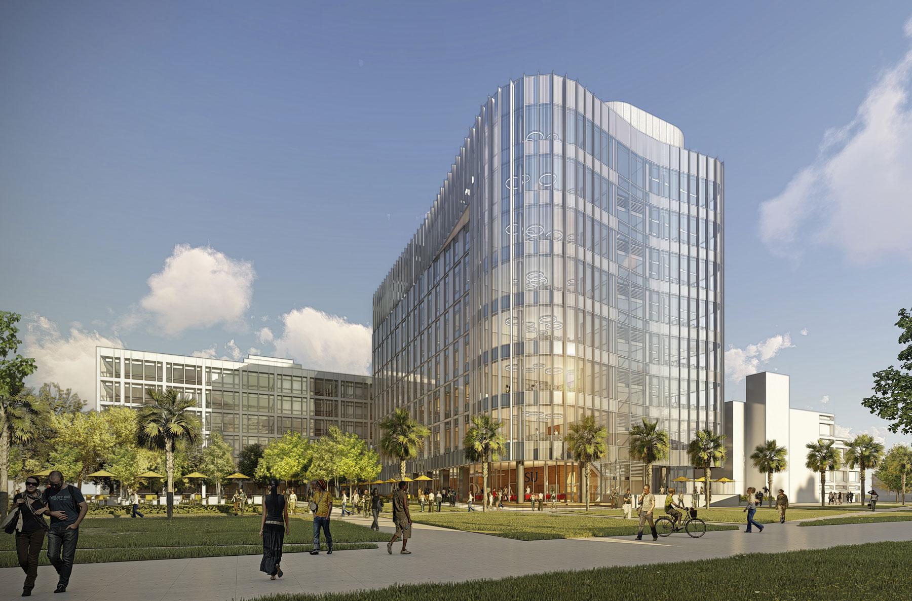 San Jose State University - Interdisciplinary Science Building (ISB)