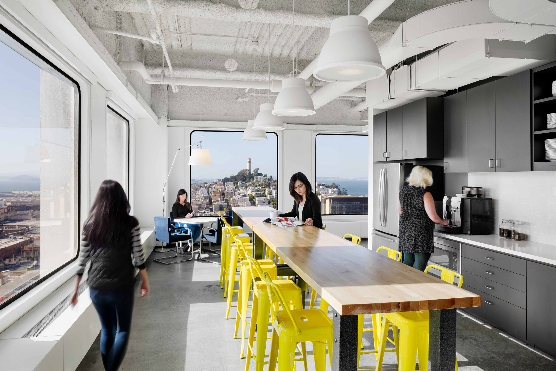 Flad Architects San Francisco Office
