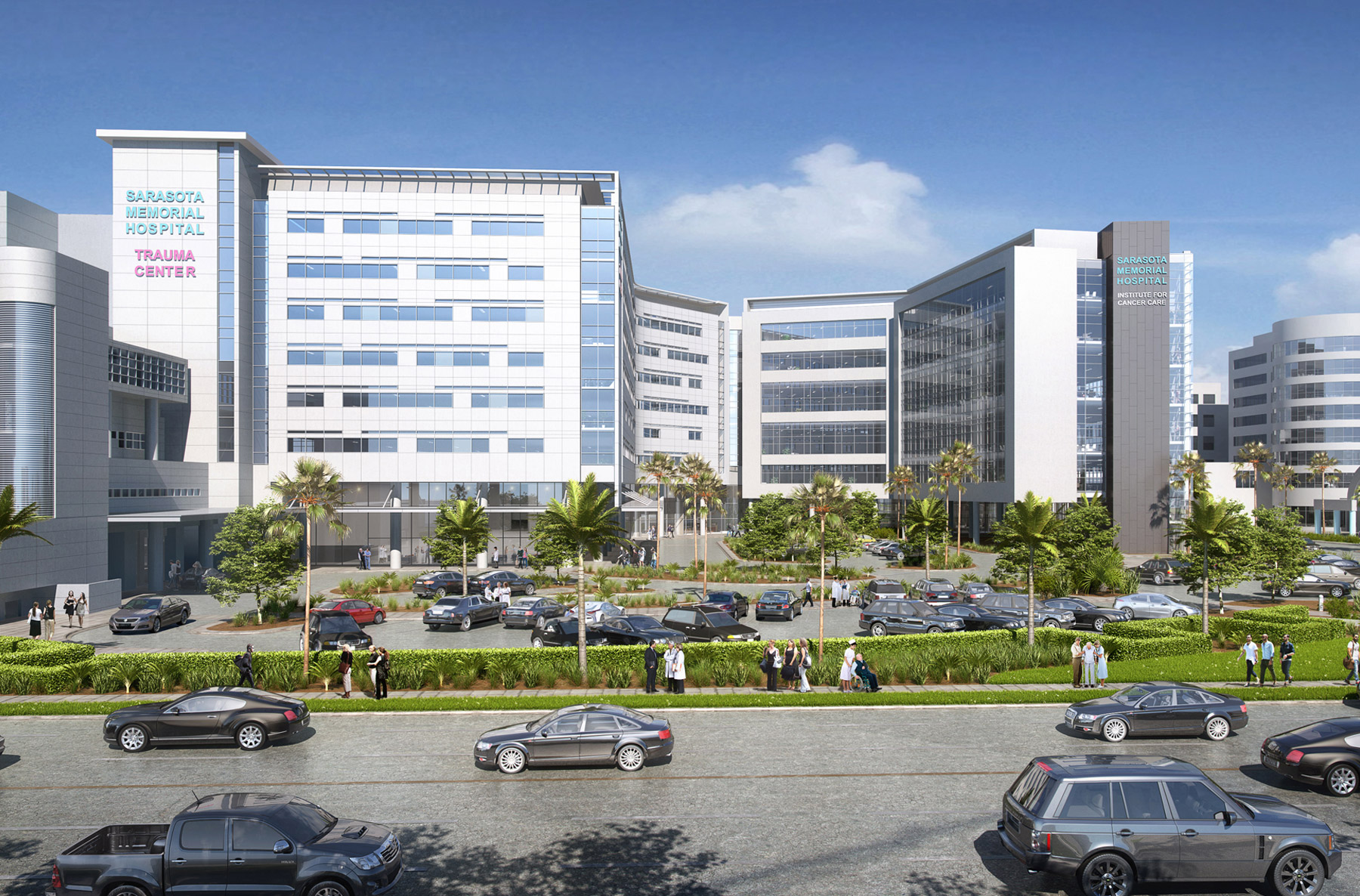 Sarasota Memorial Hospital - Cancer Institute Master Plan