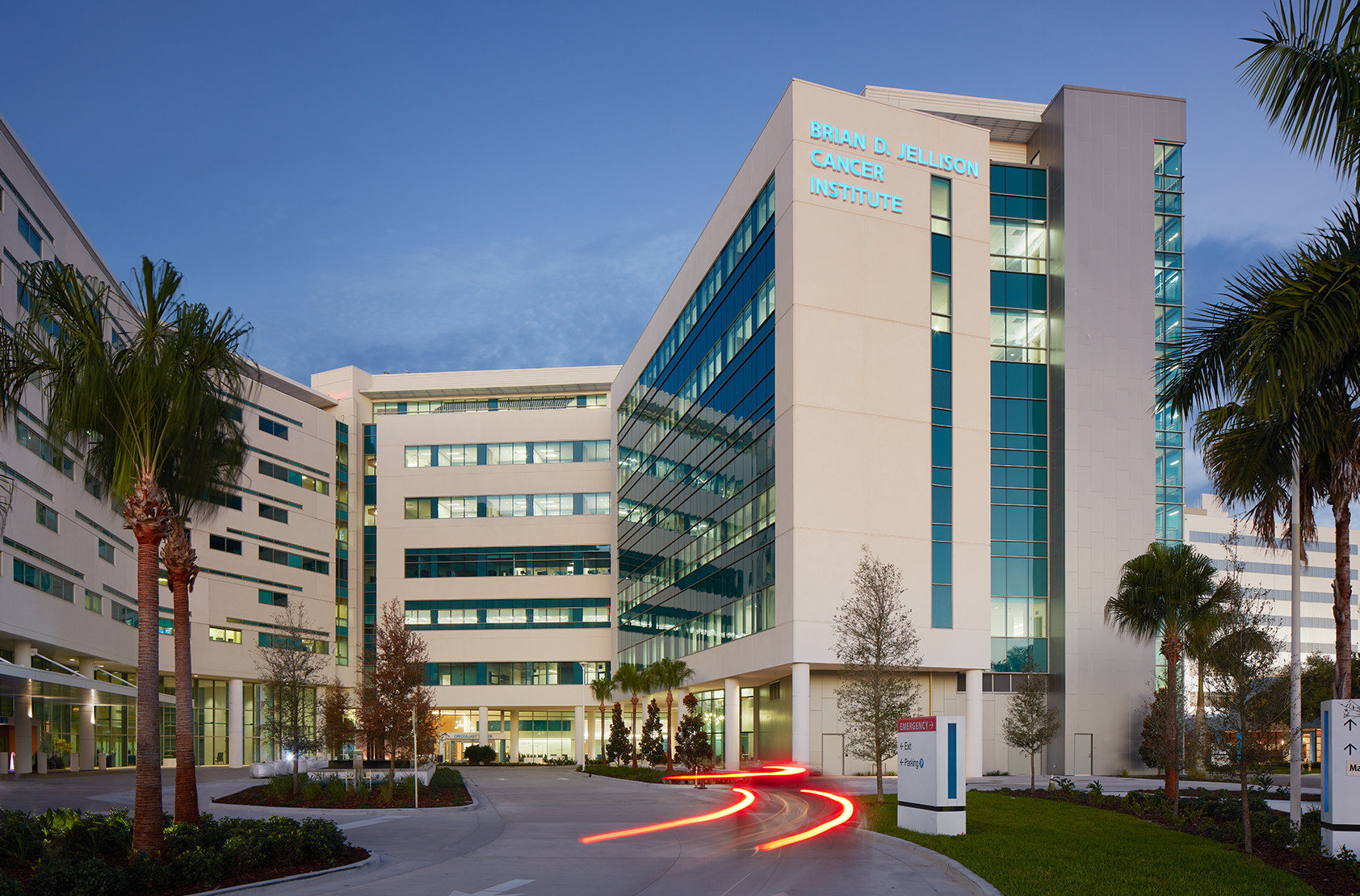 Sarasota Memorial Hospital - Oncology Inpatient and Surgical Tower