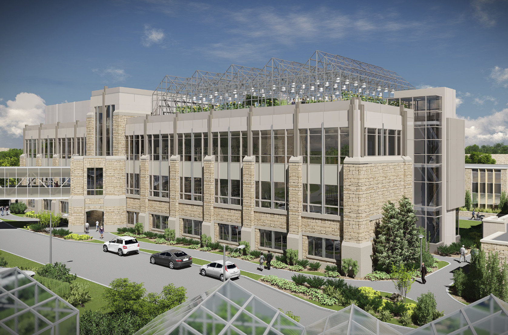 University of Saskatchewan - Collaborative Sciences Research Building