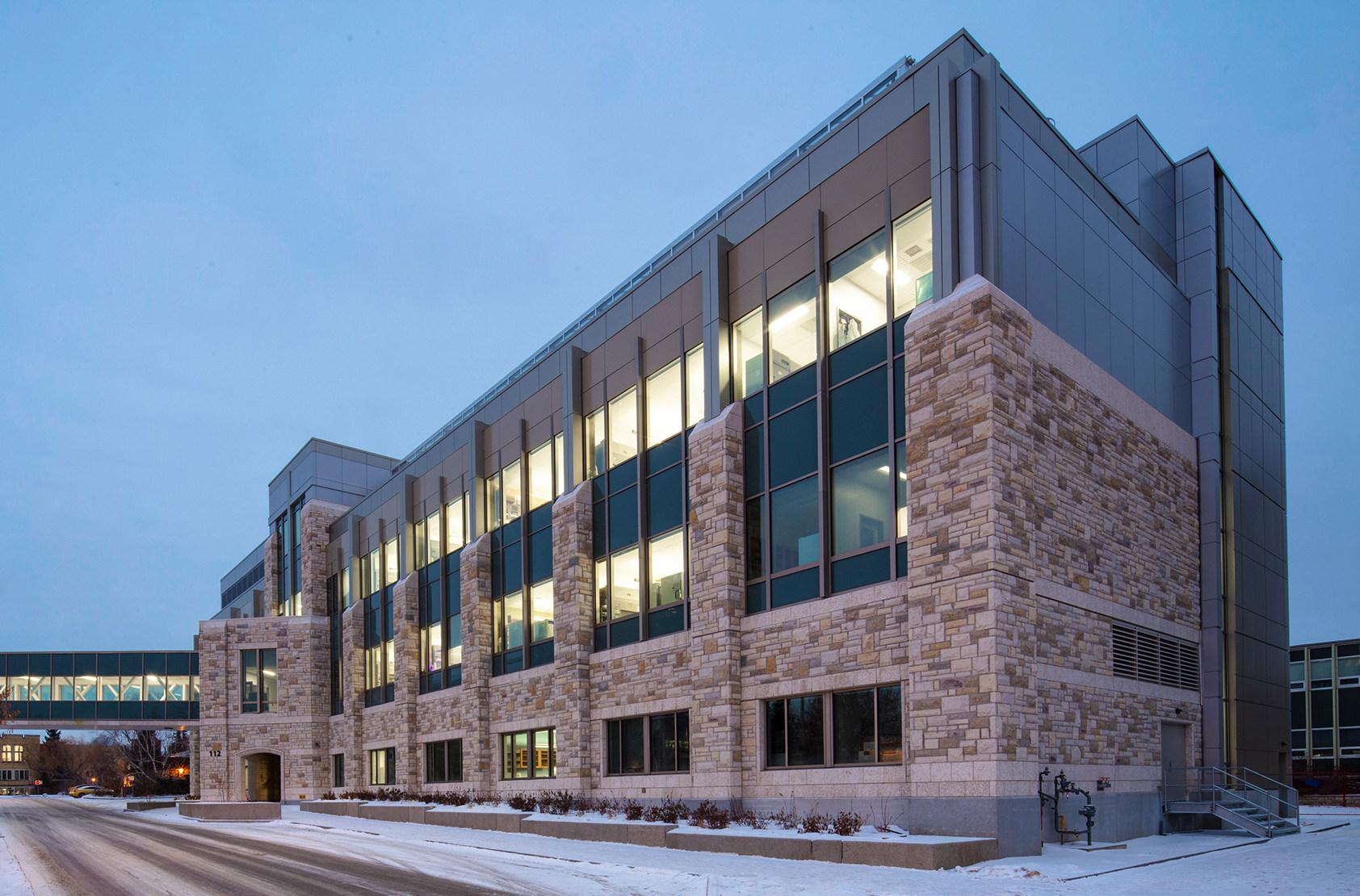 University of Saskatchewan - Collaborative Science Research Building